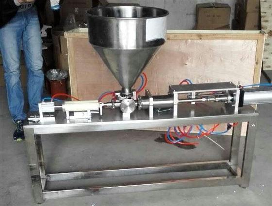 真瓷胶灌装机(前部灌装)